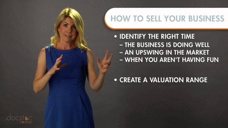 Video: How to Sell Your Business